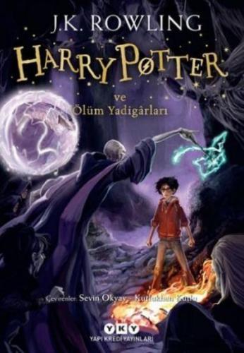 Harry Potter-7: Harry Potter ve Ölüm Yadigarları J.K. Rowling