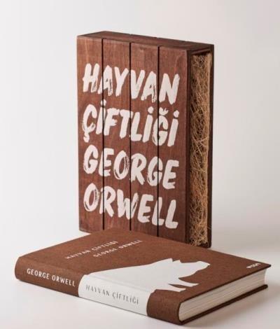 Hayvan Çiftliği (Kutulu Özel Baskı) George Orwell