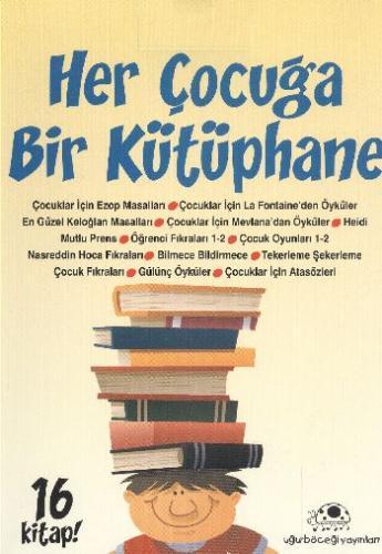 Her Çocuğa Bir Kütüphane