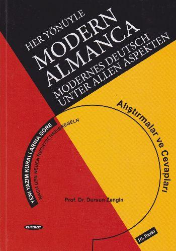Her Yönüyle Modern Almanca Dilbilgisi (Deutsche Grammatik)