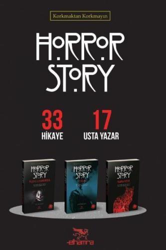 Horror Story Özel Kutu Set 3 Kitap