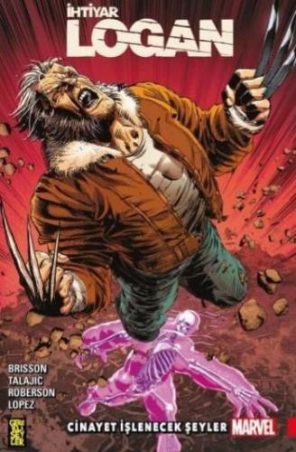 İhtiyar Logan 8 - Cinayet İşlenecek Şeyler