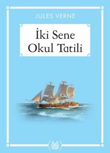 İki Sene Okul Tatili-Gökkuşağı Cep Kitap