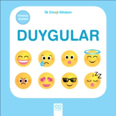 İlk Emoji Kitabım - Duygular