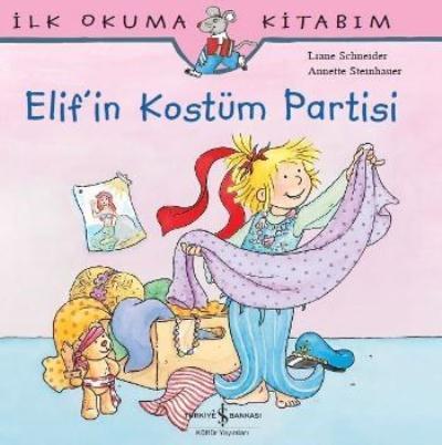 İlk Okuma Kitabım Elifin Kostüm Partisi