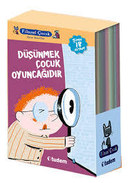 Filozof Çocuk Serisi 18 Kitap