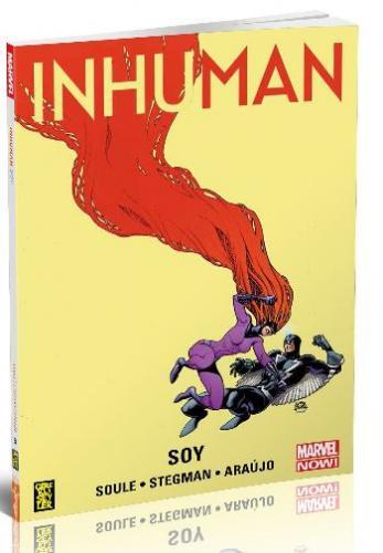 Inhuman 3-Soy