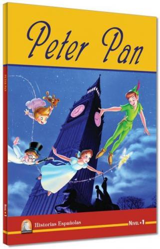 İspanyolya Hikaye Peter Pan Nivel 1