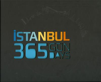 İstanbul 365 Gün Days Ciltli