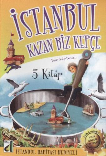 İstanbul Kazan Biz Kepçe 5 Kitap