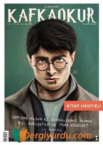 Kafka Okur Harry Potter Özel Sayısı Harry Potter