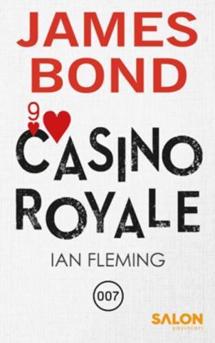 James Bond-Casino Royale-Bir James Bond Romanı