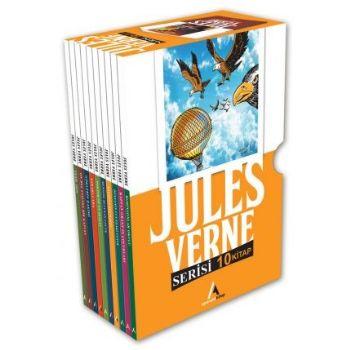 Jules Verne Serisi 10 Kitap Set