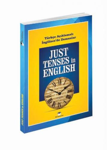Just Tenses İn English