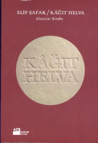 Kağıt Helva (K.Kapak)
