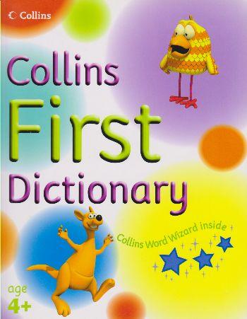 KAMPANYALI - Collins First Dictionary (19,50 TL)