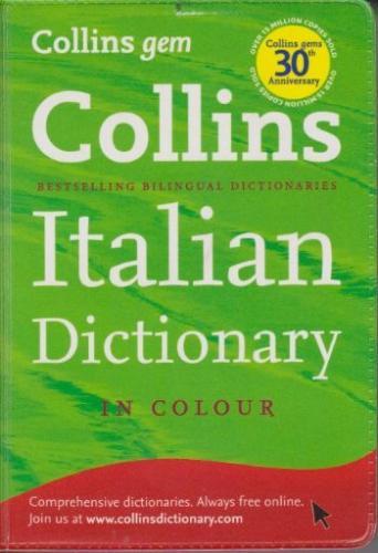 KAMPANYALI - Gem Italian Dictionary (19,50 TL)