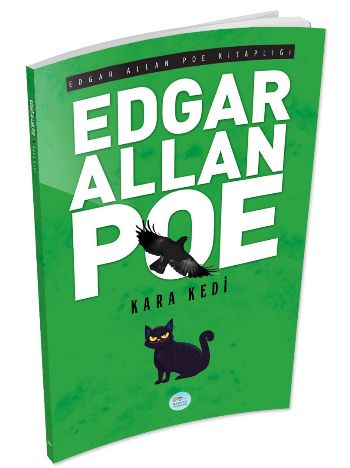 Kara Kedi Edgar Allan Poe