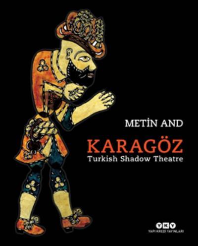 Karagöz-Turkish Shadow Theatre-Ciltli Metin And