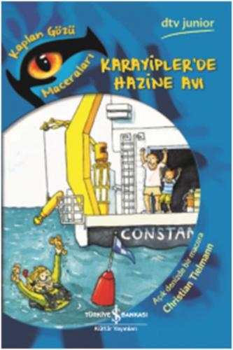 Karayiplerde Hazine Avı-Kaplan Gözü Maceraları