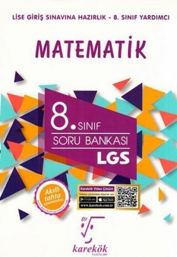 Karekök 8. Sınıf Matematik LGS Soru Bankası-YENİ