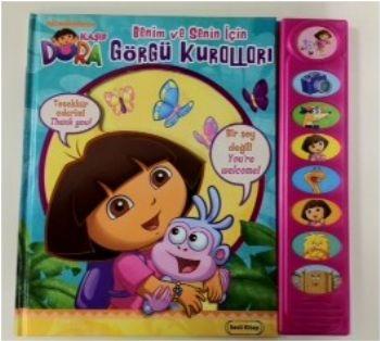Kaşif Dora Benim ve Senin İçin Görgü Kuralları