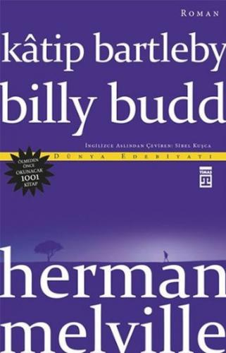 Katip Bartleby-Billy Budd