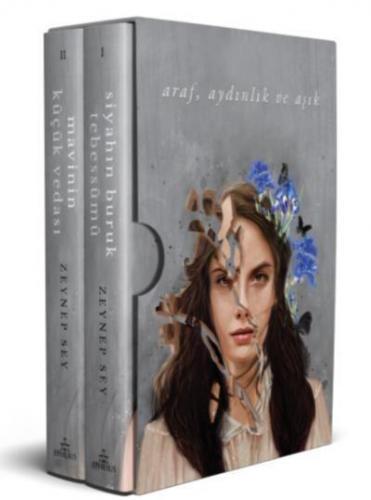 Kayıp Serisi Seti 2 Kitap-K. Kapak
