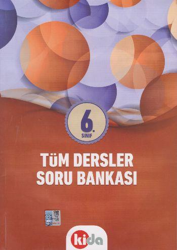 Kida 6. Sınıf Tüm Dersler Soru Bankası