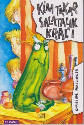 Kim Takar Salatalık Kral'ı Christine Nöstlinger