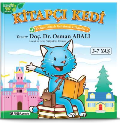Kitapçı Kedi
