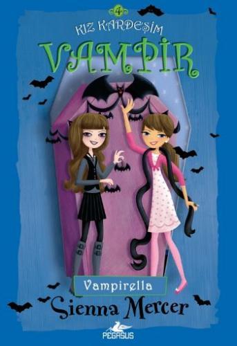 Kız Kardeşim Vampir 4- Vampirella