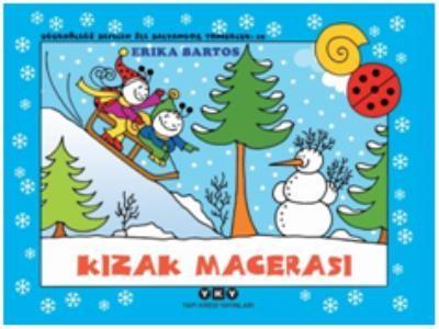Kızak Macerası 29-Uğurböceği Sevecen ile Salyangoz Tomurcuk