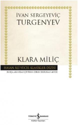 Klara Miliç-Ciltli Ivan Sergeyeviç Turgenyev