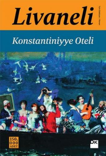 Konstantiniyye Oteli-Ciltli