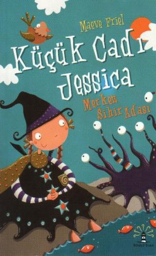 Küçük Cadı Jessica-3: Merkez Sihir Adası