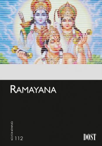 Kültür Kitaplığı 112 Ramayana