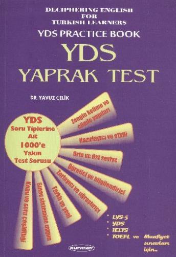 Kurmay YDS Yaprak Test