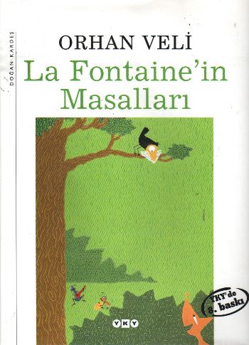 La Fontaine'in Masalları