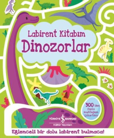 Labirent Kitabım Dinozorlar
