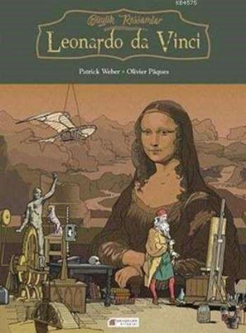 Leonardo Da Vinci-Büyük Ressamlar