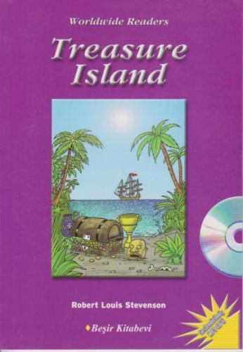 Level-5: Treasure Island (Audio CD'li)