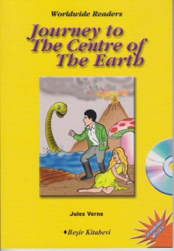 Level-6: Journey to the Centre of the World (Audio CD'li) Jules Verne