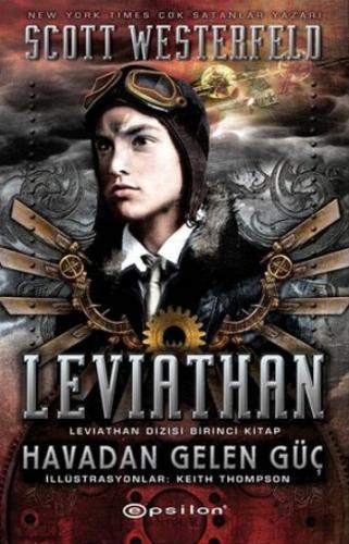 Leviathan Dizisi 1 Leviathan Havadan Gelen Güç