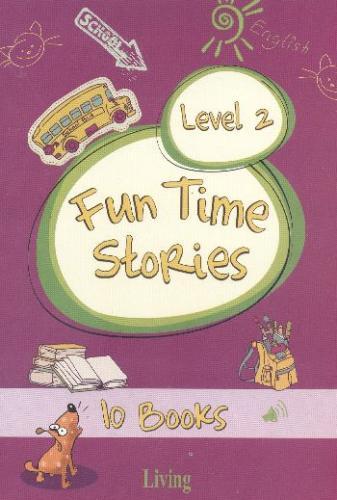 Living Level-2 10 Kitap Set