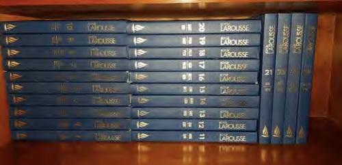 Büyük Larousse 24 Cilt