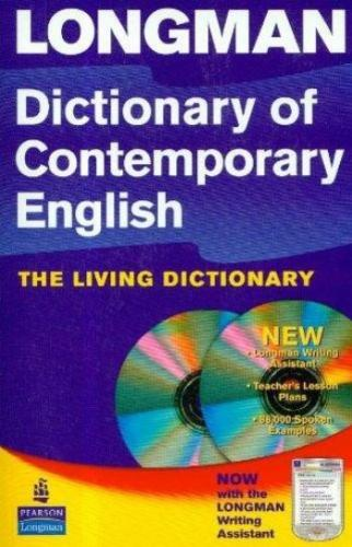 Longman Dictionary of Contemporary English (CD-ROM)
