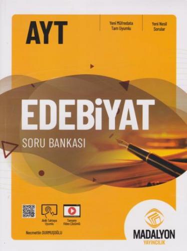 Madalyon AYT Edebiyat Soru Bankası-YENİ