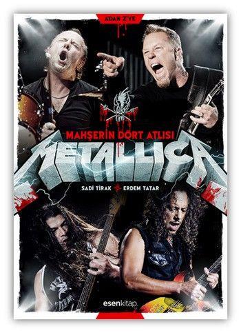 Mahşerin Dört Atlası Metallica