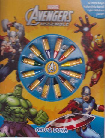 Marvel Avengers Assemble Oku-Boya